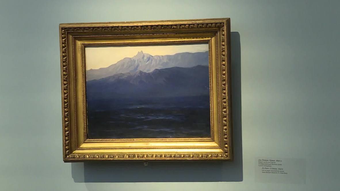 Russia: Kuindzhi's painting returns to exhibition at Tretyakov Gallery