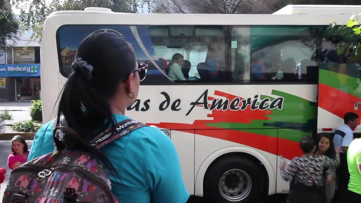 Ecuador: Al menos 168 venezolanos regresan a su país desde Ecuador
