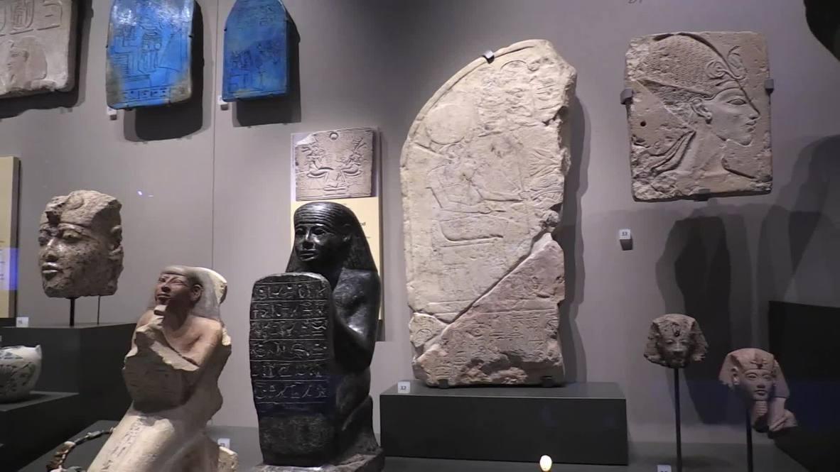 UK: Egypt demands return of Giza Pyramid stone if legality not verified