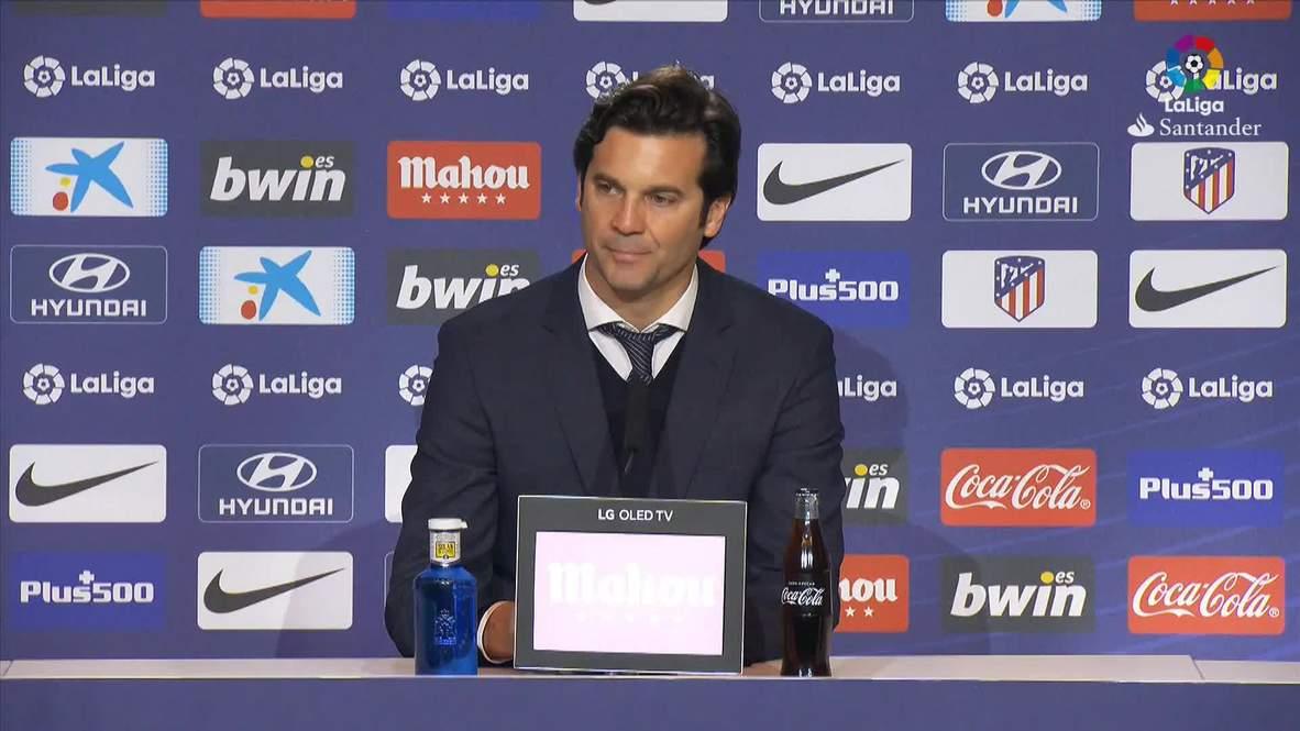 España: El Real Madrid vence al Atlétio en el derbi de la capital española
