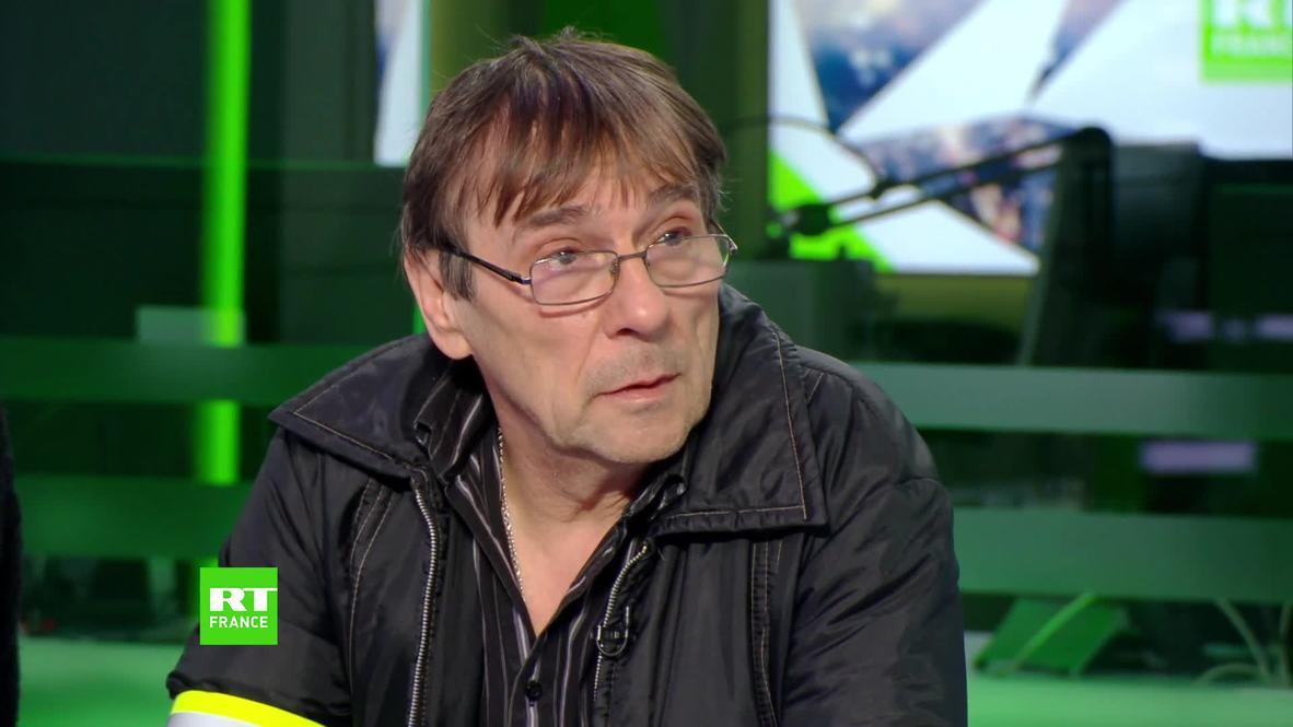 """Francia: """"Presentaremos una queja"""" - Padre del manifestante de """"chalecos amarillos"""" que perdió la mano *CONTENIDO DE SOCIOS*"""