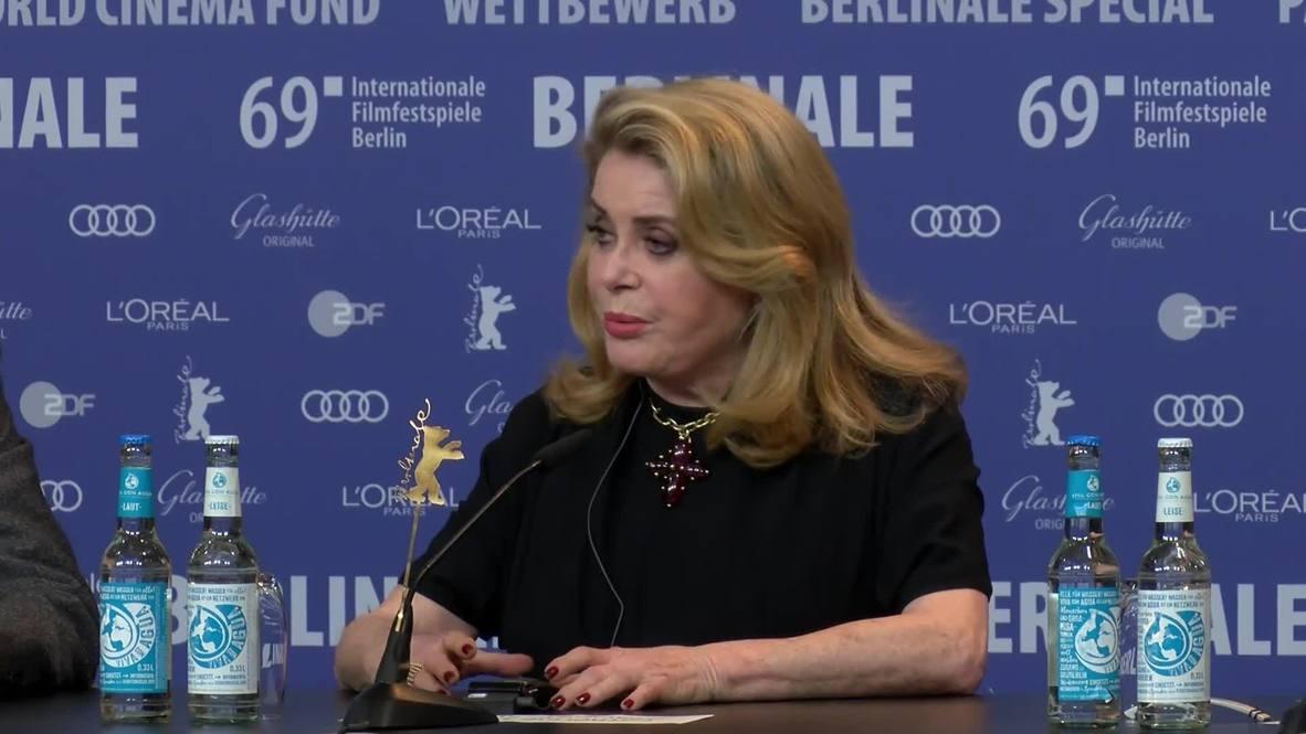 Alemania: Estreno mundial de 'Farewell to the night' en la Berlinale