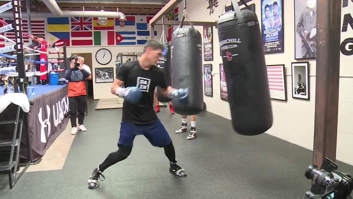 USA: Bivol prepares to defend WBA light-heavyweight title against Smith