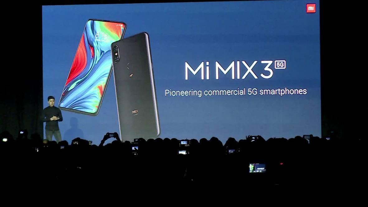 Spain: Xiaomi launches new flagship Mi 9 smartphone