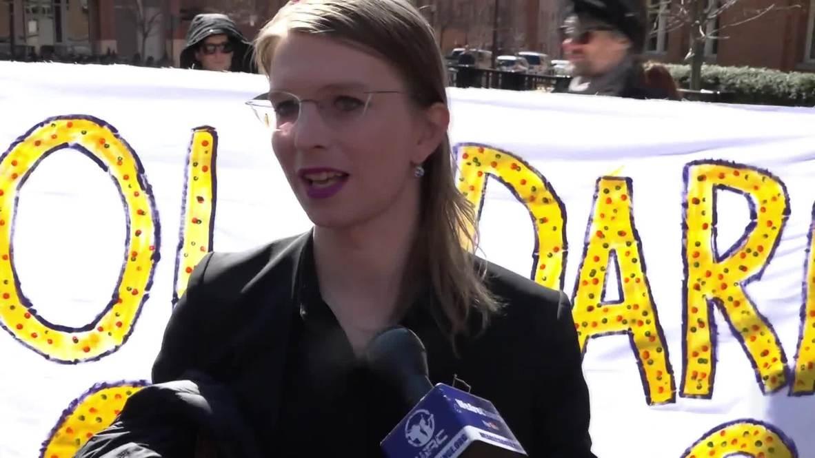 USA: Chelsea Manning fails in bid to challenge Wikileaks probe subpoena