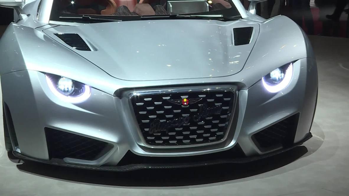 Tongue-twisting Koenigseggs, Pininfarinas and Hispano Suizas steal the show in Geneva