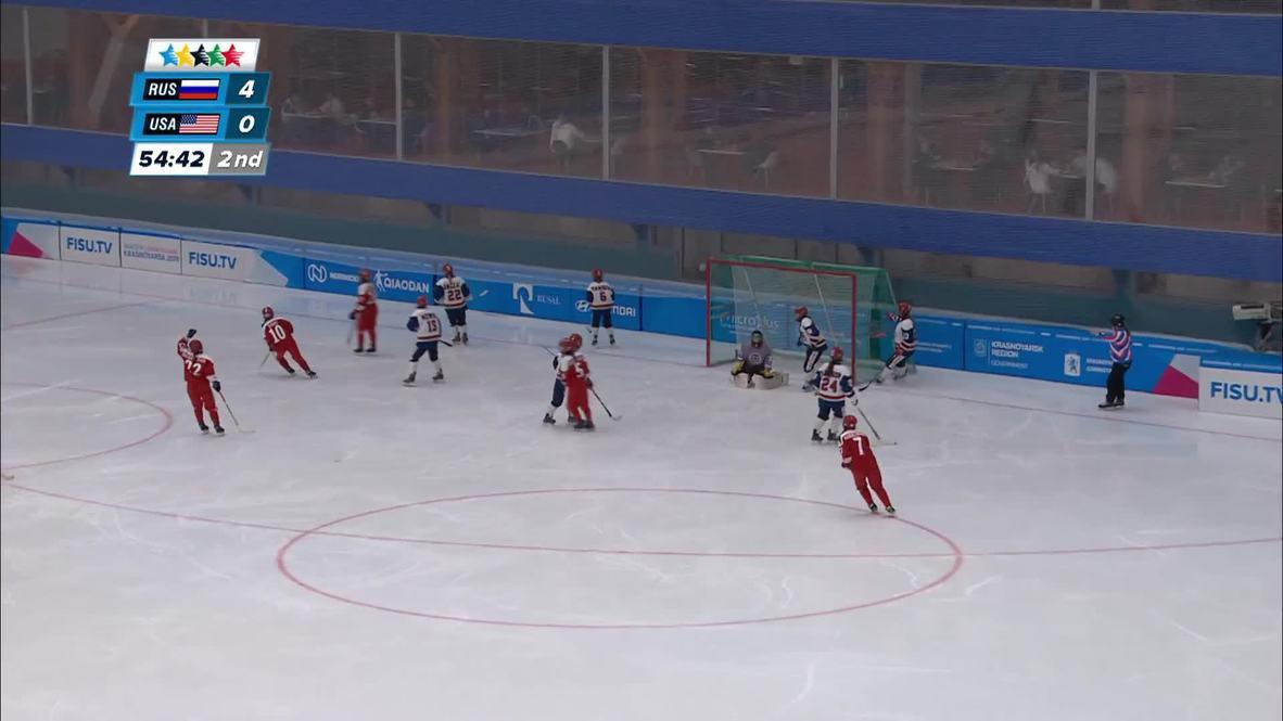 Россия: Яркие победы пятого дня Универсиады-2019
