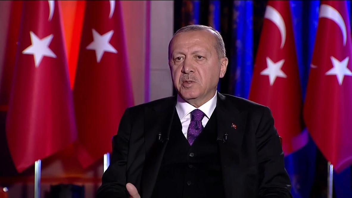 Turkey: 'We are not slaves' - Erdogan says Ankara free to buy Russian S400s
