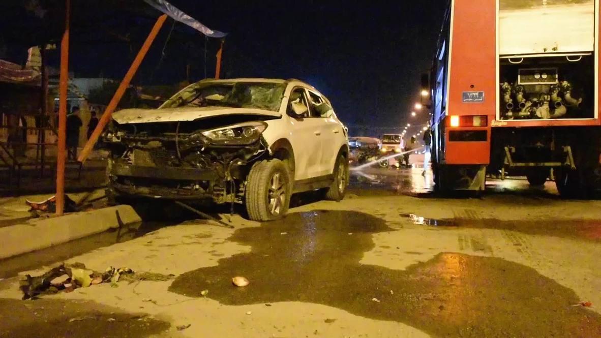 Ирак: По меньшей мере два человека убиты - взрыв автомобиля в Мосуле