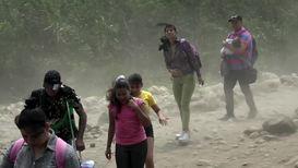 Colombia: Venezolanos cruzan caminos ilegales para llegar a Cúcuta