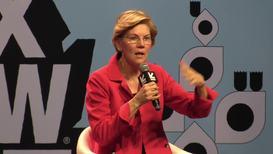 USA: 2020 hopeful Warren calls for breaking up tech-giants at SXSW