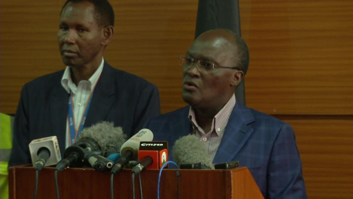 Kenia: Las autoridades tratan de conocer la identidad de los fallecidos en el accidente de avión