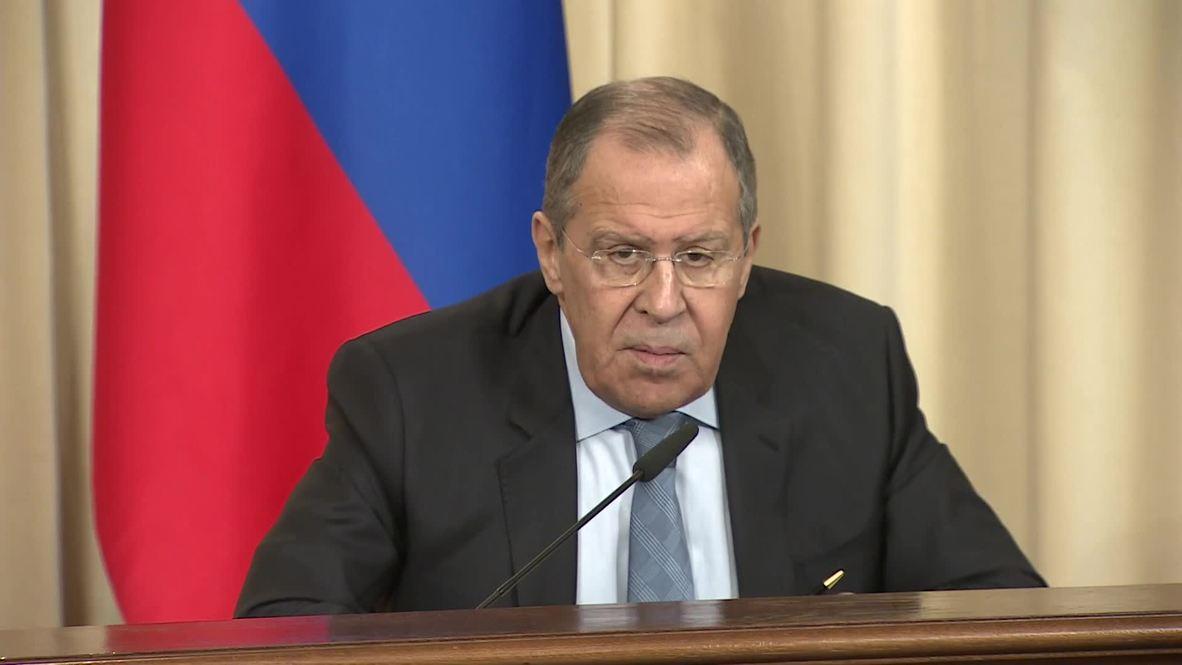 Россия: Может быть, получат какие-то барыши, но в долгосрочном плане подрывают доверие  - Лавров о США