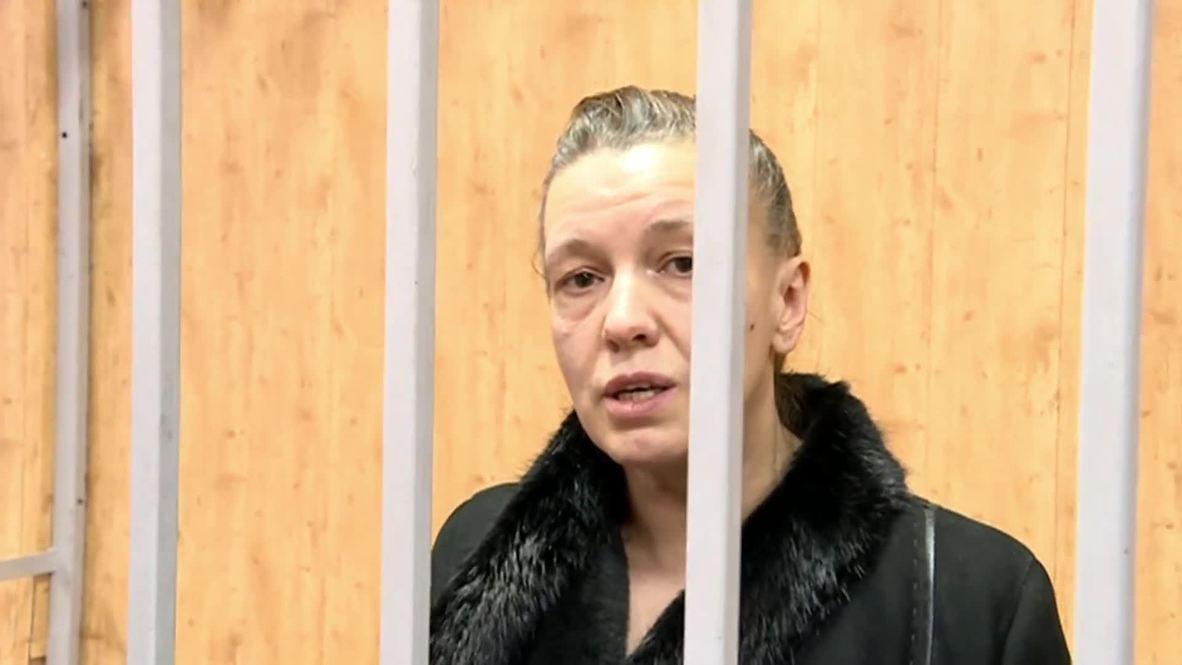 Россия: Мама девочки Маугли из Москвы арестована судом до 10 мая