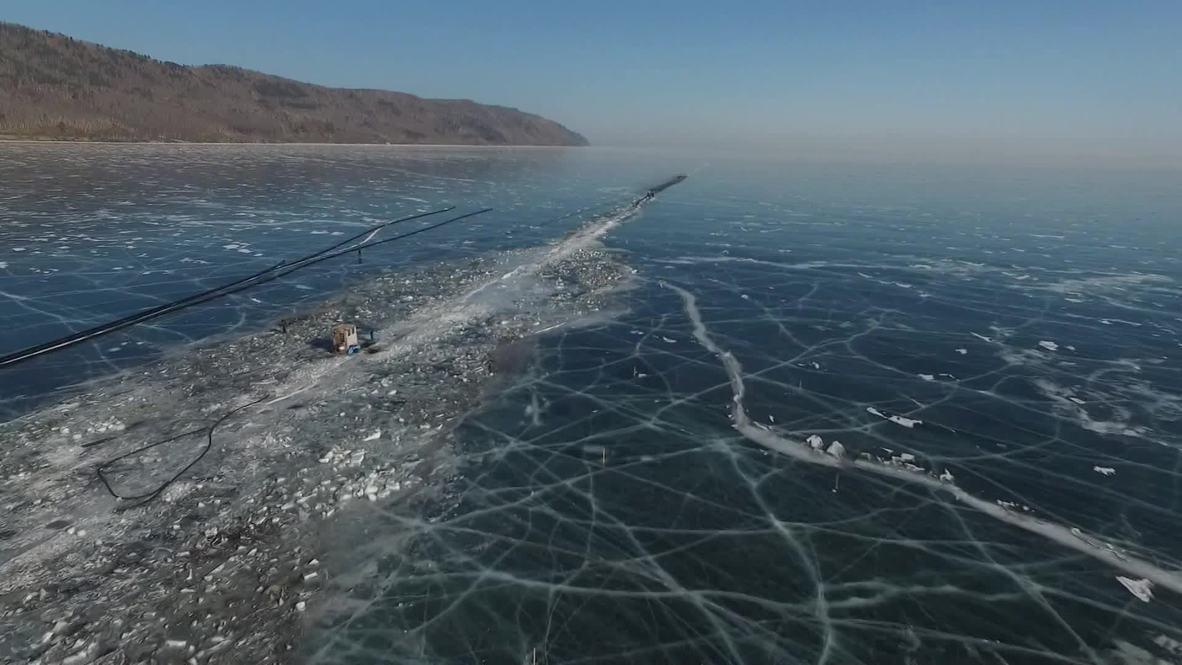 Россия: Китайский завод бутилированной воды на Байкале маловероятен - губернатор