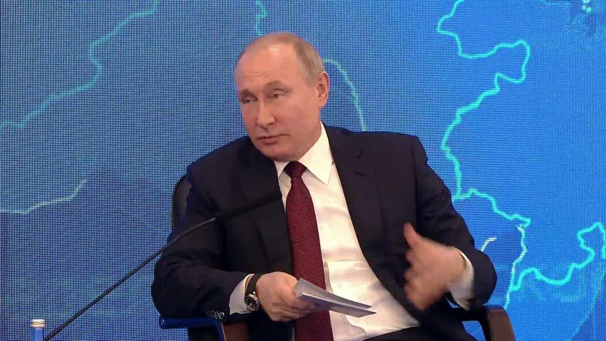 Россия: Ставки по ипотеке должны опуститься ниже 8% к 2024 году – Путин
