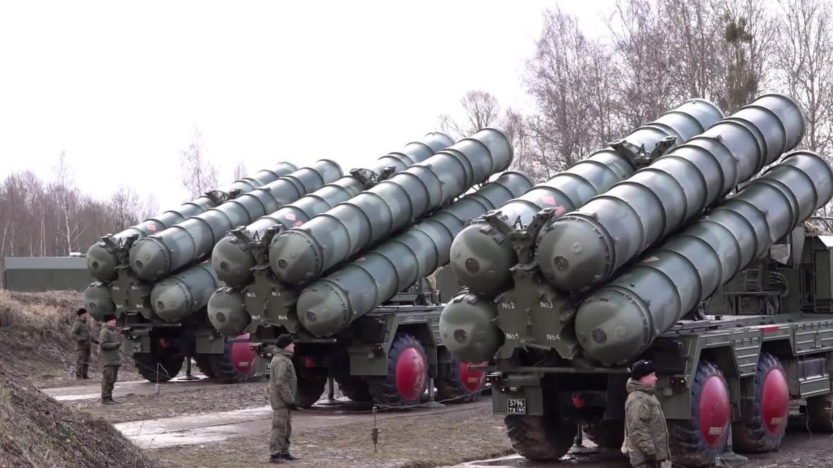 Россия: С-400 «Триумф» развернули в Калининградской области для защиты западных границ