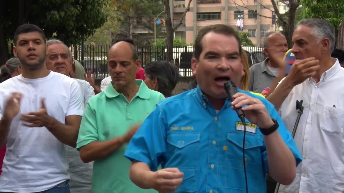 Venezuela: Guaido-inpsired citizens assemblies meet in Caracas