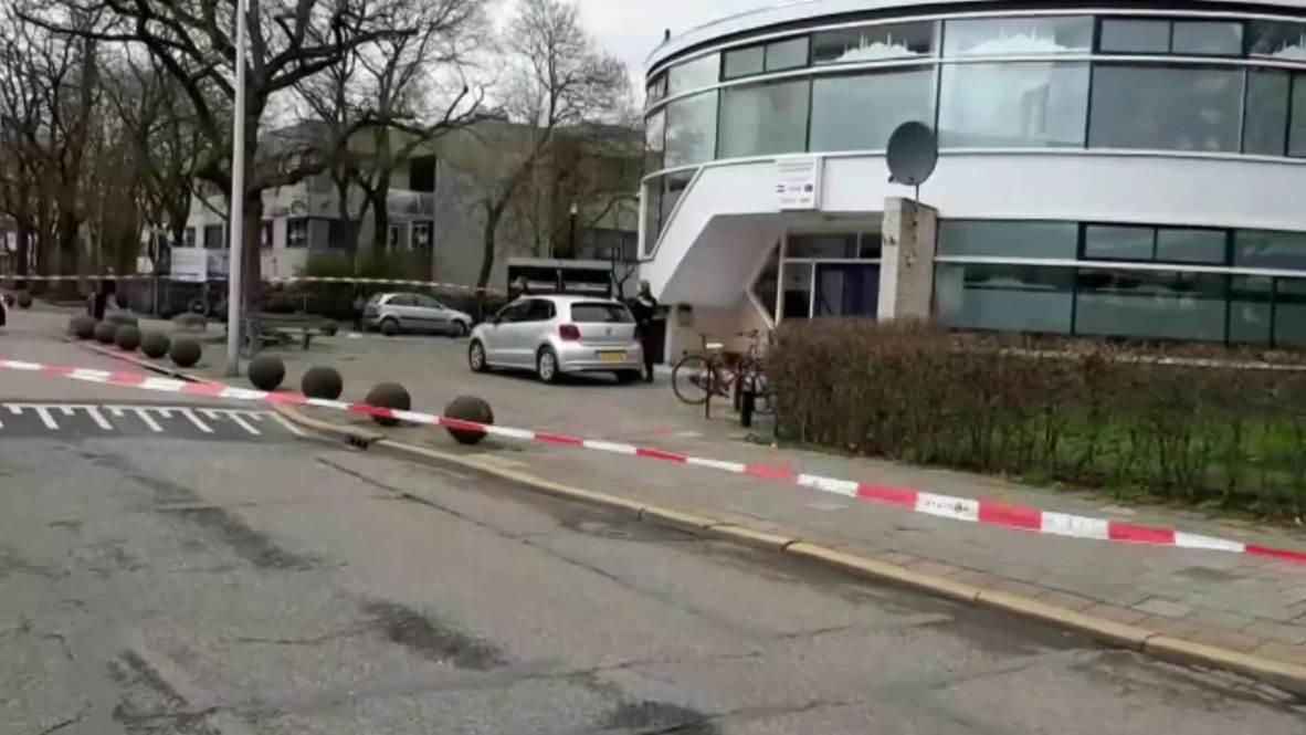 Netherlands: Manhunt underway in Utrecht after one reported dead in tram shooting