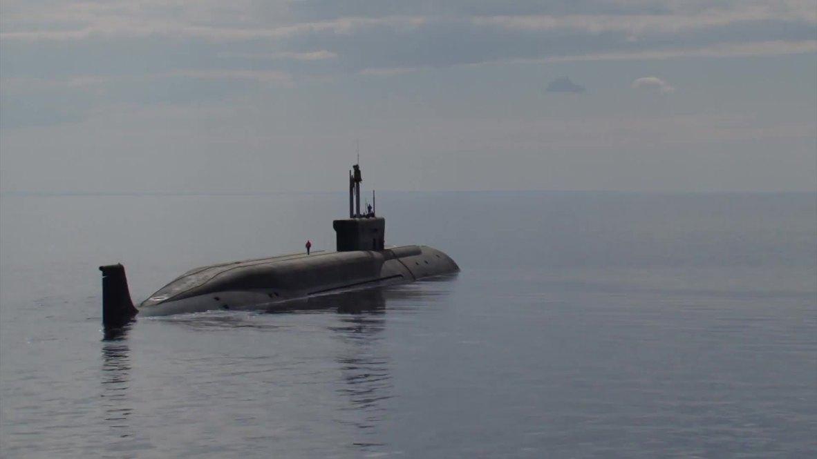 Россия: Министерство обороны показало кадры новых подводных лодок