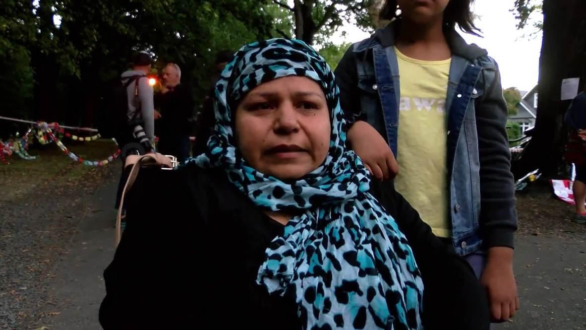 New Zealand: 'Be human' - Victim's wife to Christchurch mosque gunman