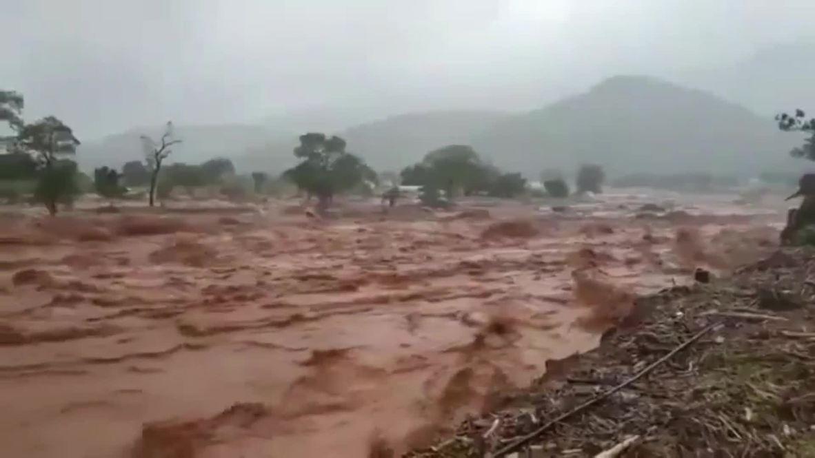 Zimbabue: El número de muertos por el ciclón Idai se acerca a los 200