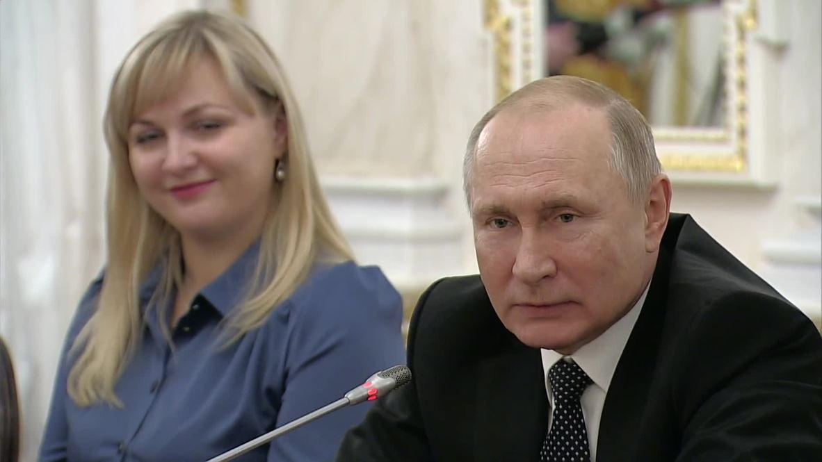 Россия: Газпром запускает работы на Харасавэйском месторождении на Ямале - Путин