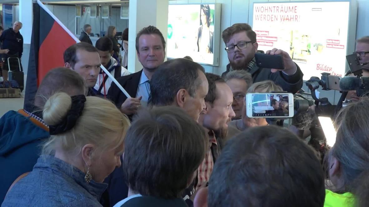 Германия: Россия вызволила из тюрьмы Каракаса журналиста, от защиты которого отказались немецкие власти