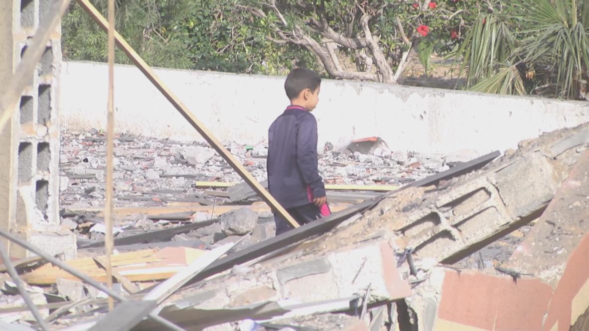 Estado de Palestina: FDI destruye objetivos de Hamas tras intercambio de proyectiles