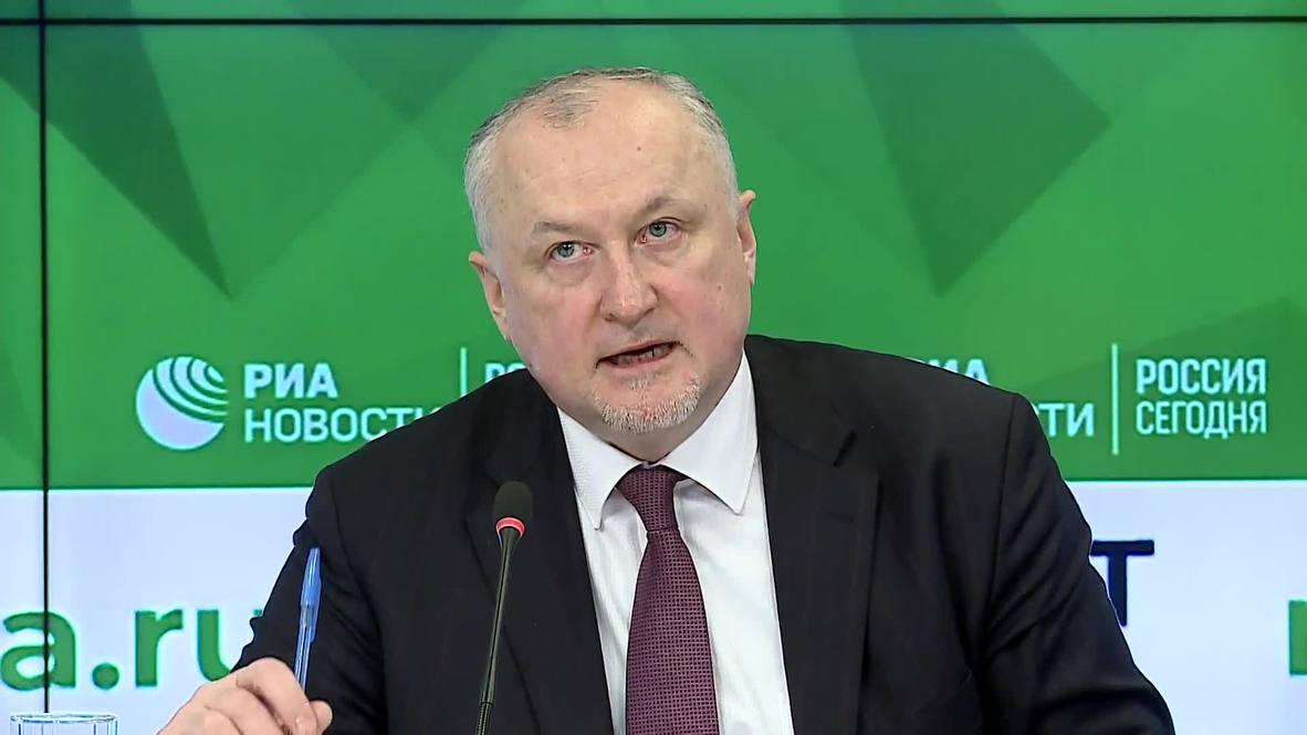"""Россия: """"Задача - защитить наших чистых спортсменов от конкуренции с киборгами"""" - глава РУСАДА Ганус"""