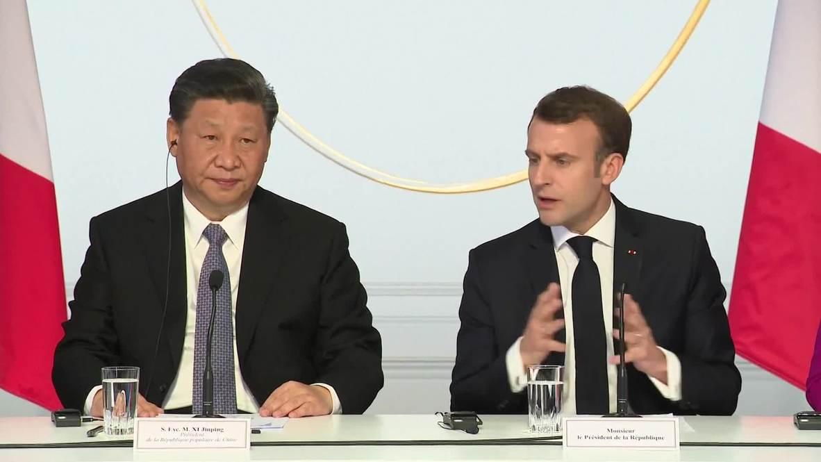 France: EU-China summit to take place in September 2020 - Merkel