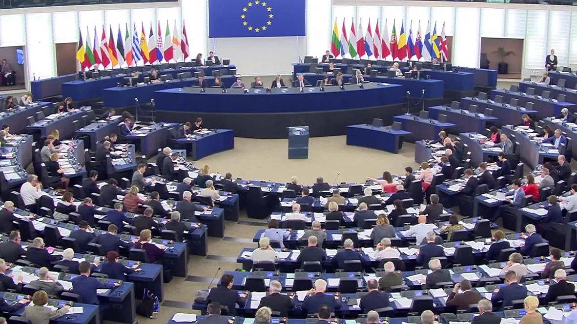 Francia: Eurodiputados aprueban una ley que condena la violencia en Venezuela