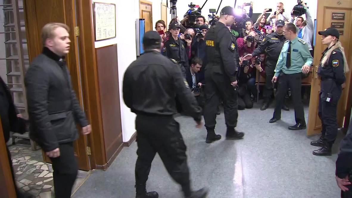 Россия: Экс-губернатор Хабаровского края под домашним арестом до 27 мая