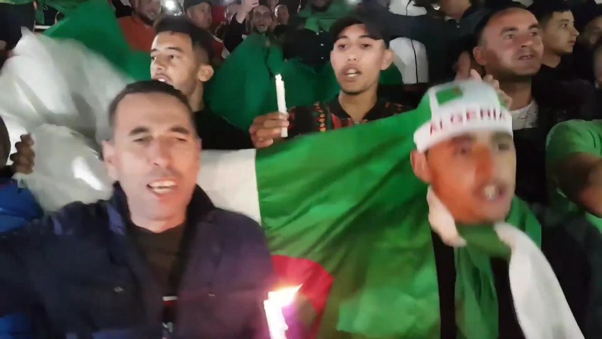 Algeria: Bouteflika's resignation sparks wild celebrations in Algiers
