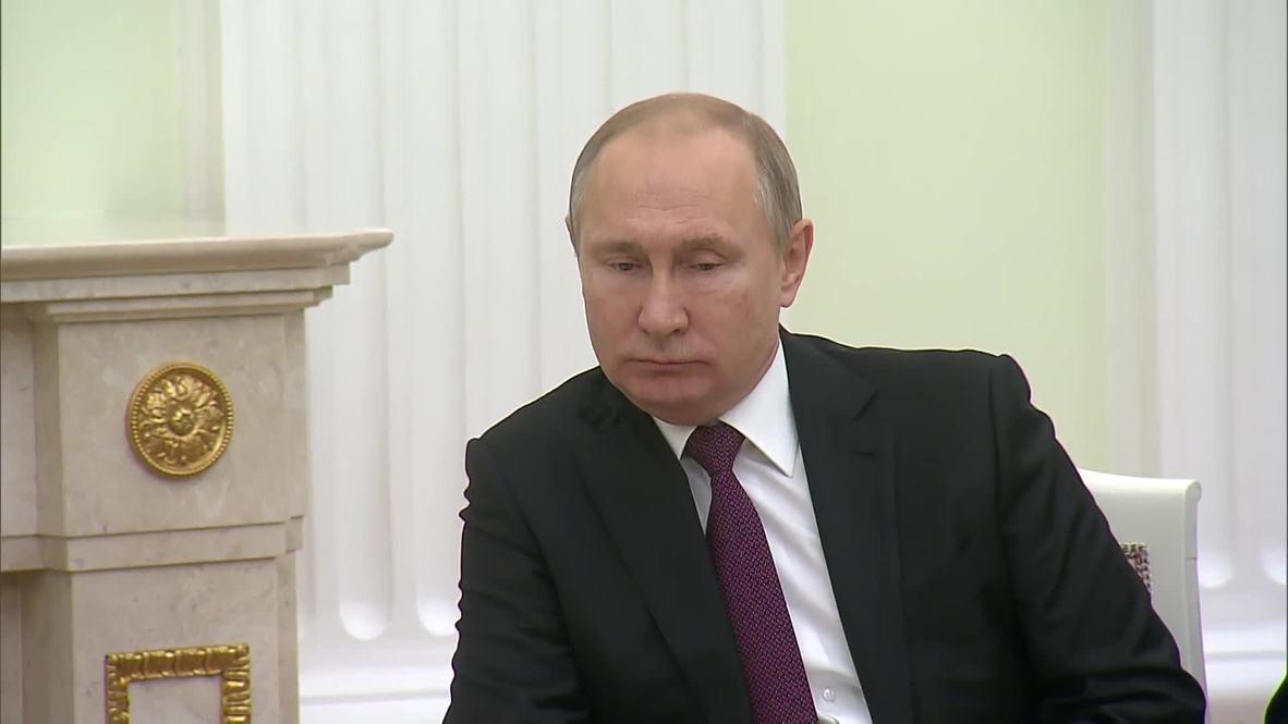 Россия: Путин и Нетаньяху обсудили поиски убитого в 1982 году израильского солдата