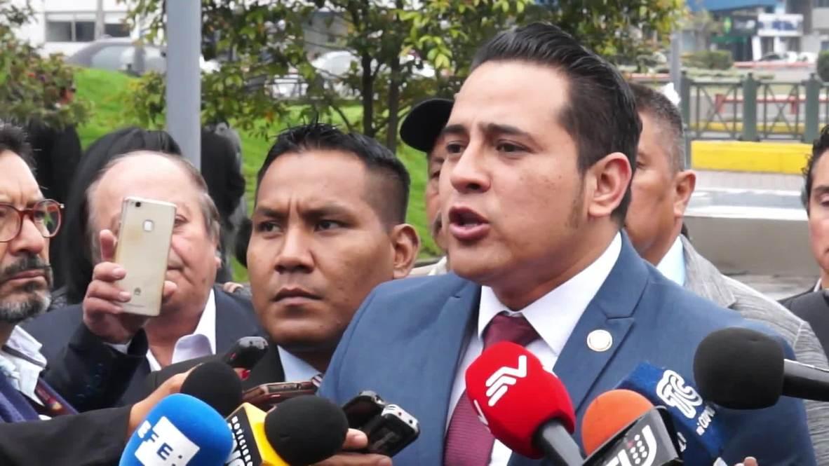 Ecuador: Congressman Aleaga speaks to General Attorney over INA Papers involving President Moreno