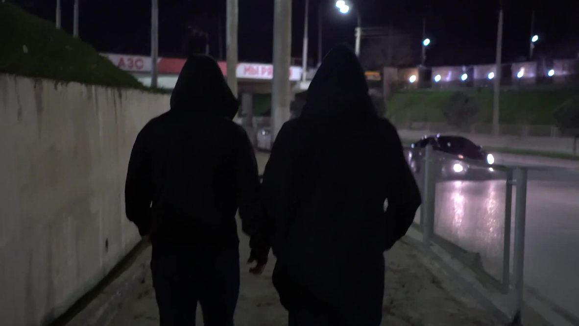 Россия: Город уснул – проснулся Бэнкси. В Дагестане набирает популярность стрит-арт