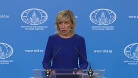 "Rusia: ""Ataque contra la libertad de expresión"" - Zakharova sobre el arresto de Assange"