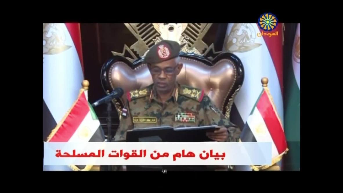 Судан: Военный совет возьмет власть над Суданом на два года