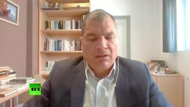 Bélgica: Moreno entregó a Assange para 'vengarse' por acusaciones de corrupción - dice expresidente Correa