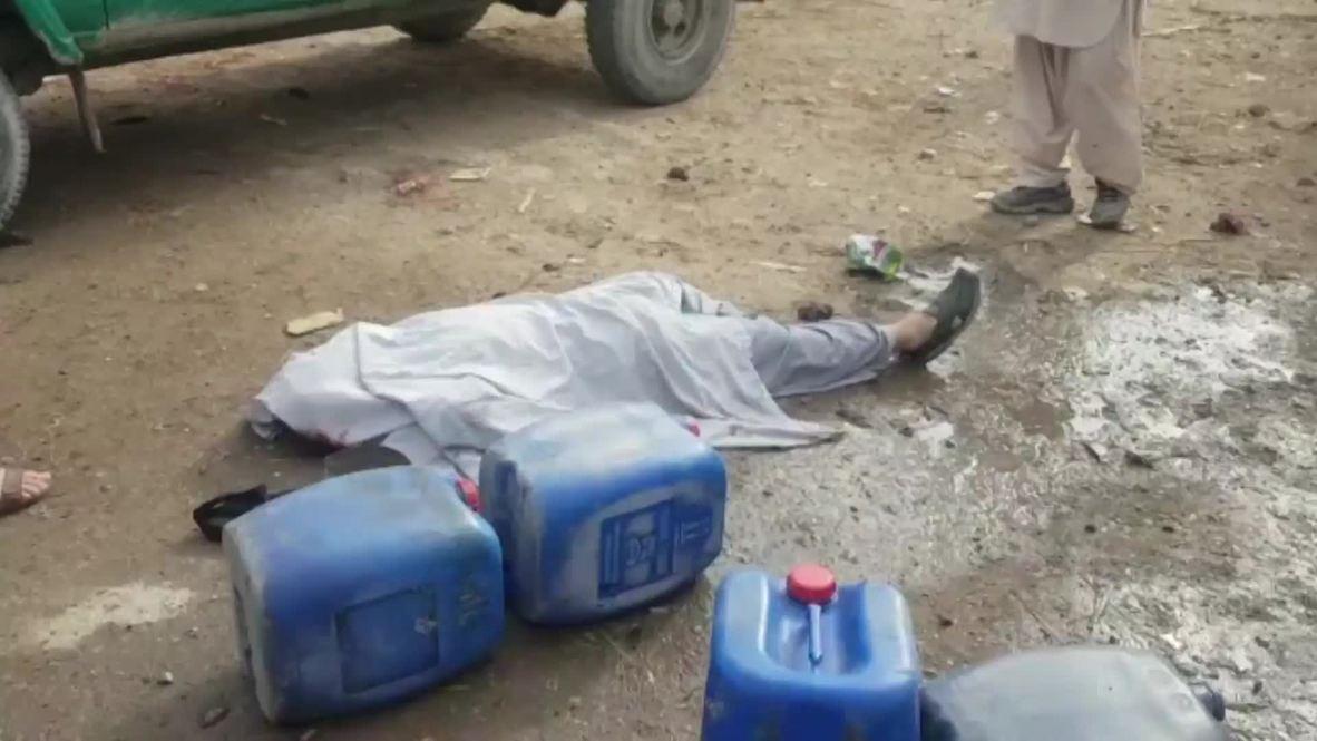 Pakistán: 16 muertos en una explosión en un mercado de Quetta *GRÁFICO*