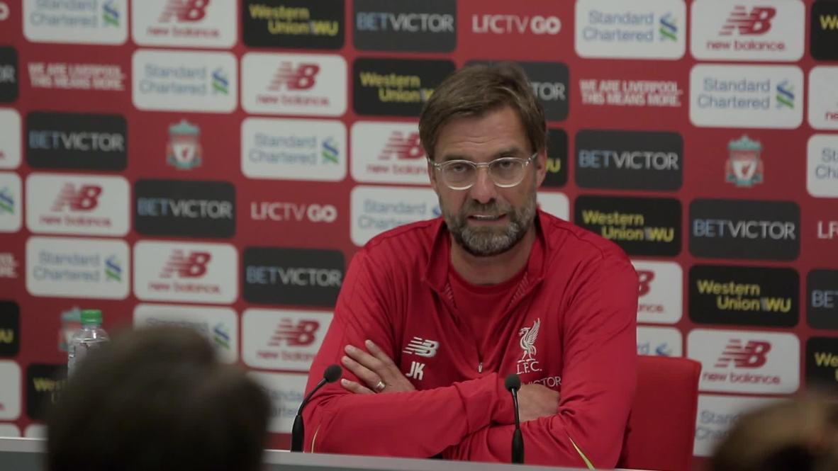 UK: 'Disgusting' - Liverpool boss Klopp slams Chelsea fans' racist Salah video