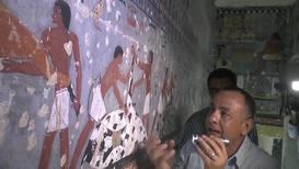 Египет: Археологи открыли доступ к гробнице возрастом 4 400 лет