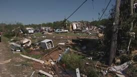 США: Смертоносный торнадо оставил разрушения в техасском городке