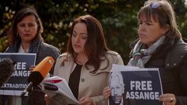 UK: German and European MPs visit Assange in prison at Belmarsh