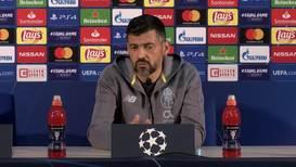 Portugal: Porto chief heaps praise on Liverpool ahead of Champion's League clash