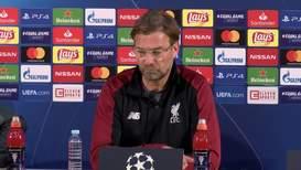 Portugal: Liverpool 'has to be good tomorrow' – Klopp ahead of Porto UCL clash