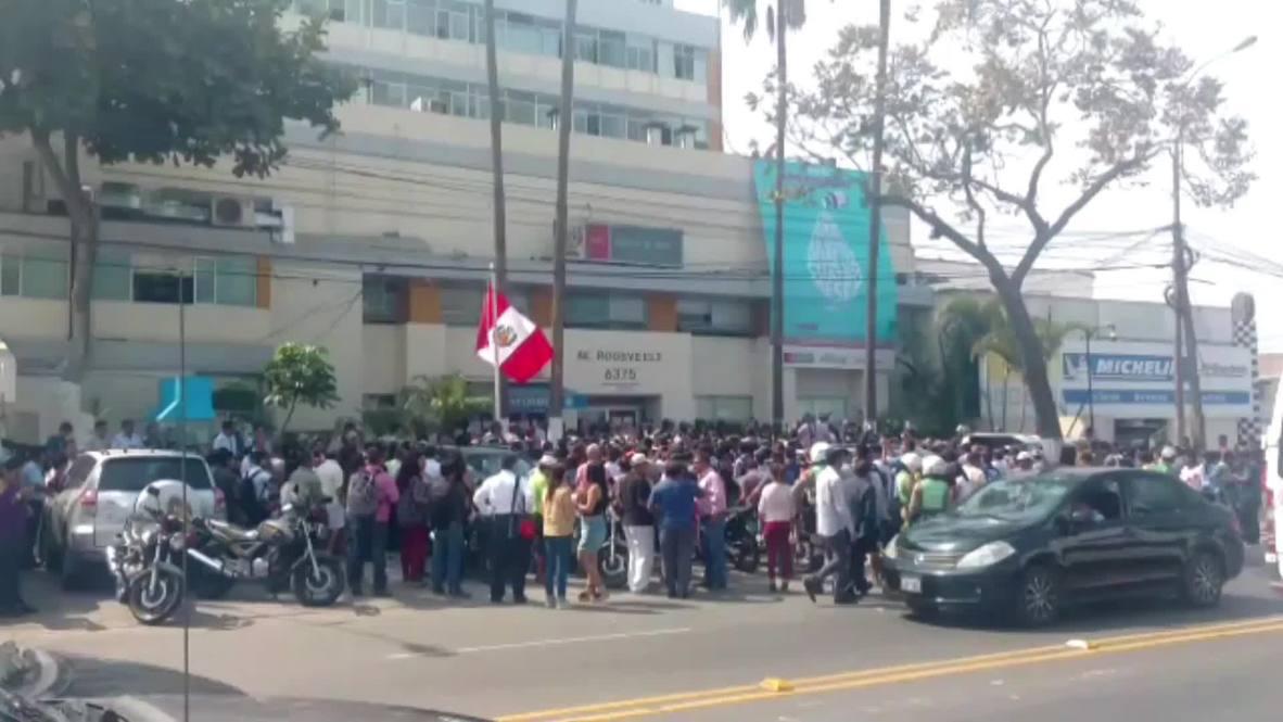 Perú: El expresidente Alan García se suicida de un disparo cuando iba a ser detenido