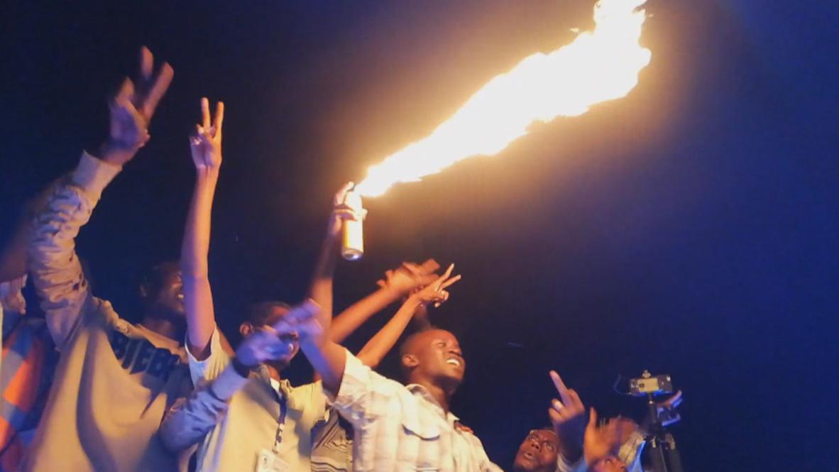 Sudán: Manifestantes exigen un gobierno civil