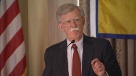 США: Болтон объявил о новых санкциях против Кубы и Венесуэлы